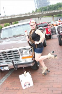 Showskating beim 13. US Car Treffen 2016 (11)