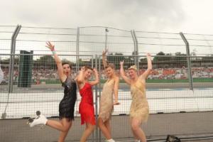 Formel 1 am Hockenheimring