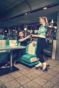 Shooting im Starchief Diner